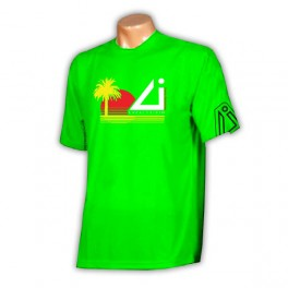 Island Life Sublimated Tech T-Shirt